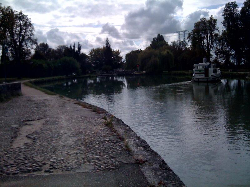 Ballade au bord du canal